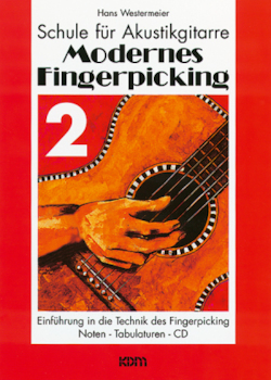 Modernes Fingerpicking 2