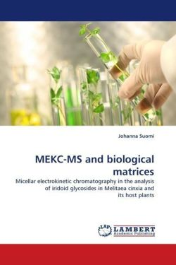 MEKC-MS and biological matrices