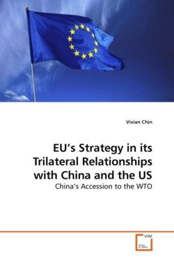 EU's Strategy in its Trilateral Relationships with China and the US - Chin, Vivian