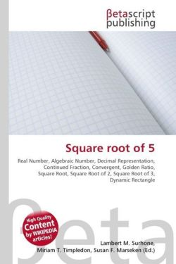 Square root of 5