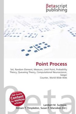 Point Process: Set, Random Element, Measure, Limit Point, Probability Theory, Queueing Theory, Computational Neuroscience, Geiger Counter, World Wide Web