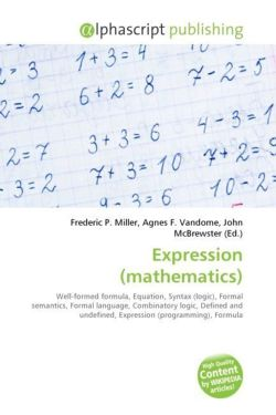 Expression (mathematics)