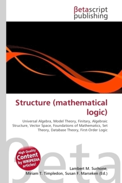 Structure (mathematical logic)