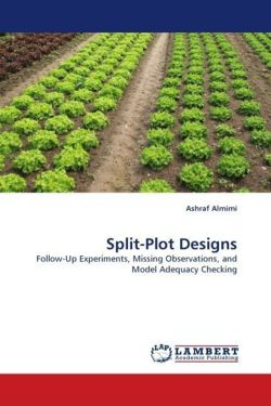 Split-Plot Designs - Almimi, Ashraf