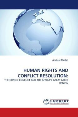 HUMAN RIGHTS AND CONFLICT RESOLUTION: - Mollel, Andrew