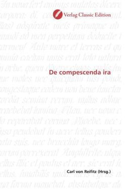 De compescenda ira (German Edition)
