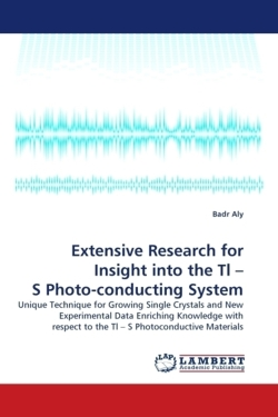 Extensive Research for Insight into the Tl - S Photo-conducting System