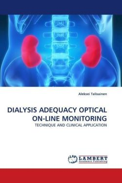 DIALYSIS ADEQUACY OPTICAL ON-LINE MONITORING