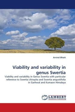 Viability and variability in genus Swertia - Bhatt, Arvind