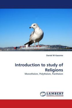 Introduction to study of Religions