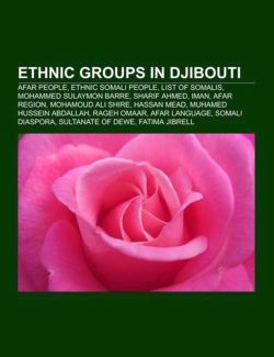 Ethnic groups in Djibouti