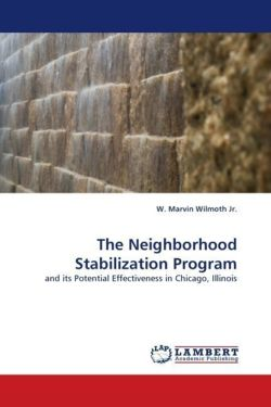 The Neighborhood Stabilization Program - Wilmoth Jr. , W. Marvin