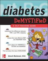 Diabetes Demystified