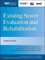 Existing Sewer Evaluation and Rehabilitation Mop Fd- 6, 3e