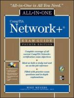 CompTIA Network+ All-in-One Exam Guide, Fourth Edition
