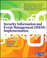 Security Information and Event Management (SIEM) Implementation
