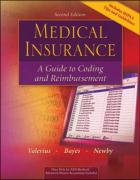 Medical Insurance: A Guide to Coding and Reimbursement [With CDROMWith Disk]