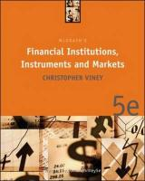 Financial Institutions, Instruments and Markets