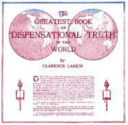 Dispensational Truth: