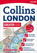 Greater London Street Atlas: A4 Edition