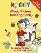 Noddy Magic Picture Painting Book