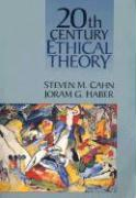 Twentieth Century Ethical Theory