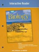 Interactive Reader Holt Biology 2008