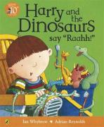 Harry and the Dinosaurs Say 'Raahh!'