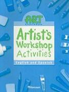Art Everywhere Artist's Workshop Activities, English and Spanish, Grade 4 (Art Everywhere 06)