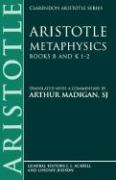 Metaphysics: Books B and K 1-2