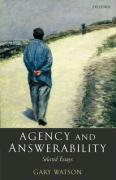 Agency and Answerability: Selected Essays