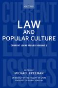 Law and Popular Culture: Current Legal Issues 2004 Volume 7