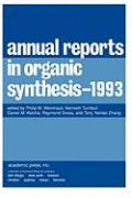Annual Reports in Organic Synthesis 1993: 1993