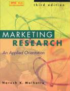 Marketing Research & SPSS 10.0