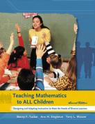 Teaching Mathematics to All Children: Designing and Adapting Instruction to Meet the Needs of Diverse Learners