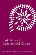 Institutions and Environmental Change: Principal Findings, Applications, and Research Frontiers