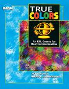 True Colors Basic student's book: An EFL Course for Real Communication