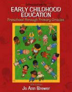 Introduction to Early Childhood Education: Preschool Through Primary Grades, Mylabschool Edition