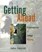 Getting Ahead: Fundamentals of College Reading [With Myreadinglab]