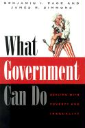 What Government Can Do: Dealing with Poverty and Inequality