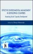 Effective Environmental Management in Developing Countries: Assessing Social Capacity Development