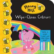 Honey Hill: Wipe-clean Colours
