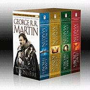 Game of Thrones 4-Copy Boxed Set