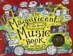 Magnificent I Can Read Music Book