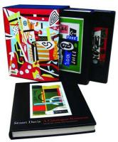 Stuart Davis: A Catalogue Raisonne (3 Volumes)