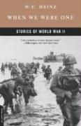 When We Were One: Stories of World War II