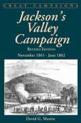 Jackson's Valley Campaign: November 1861- June 1862