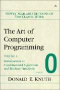 The Art of Computer Programming Vol. 4, Fascicle 0