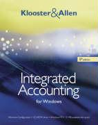 Integrated Accounting for Win