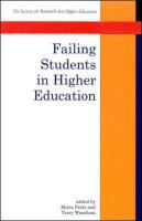 Failing Students in Higher Education